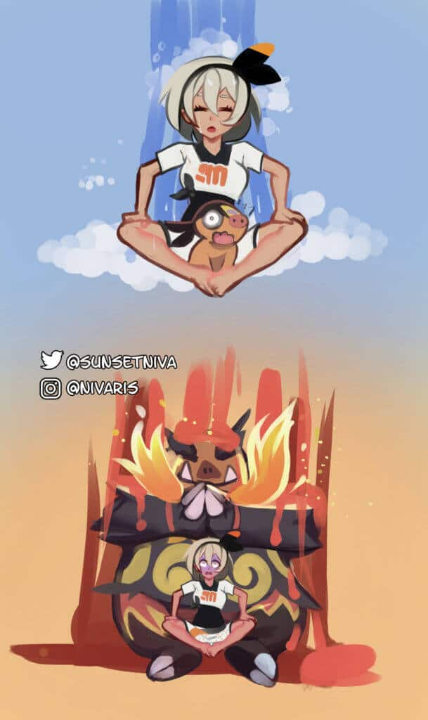 bea training comic